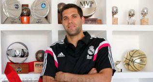 Felipe Reyes, el gran capitán de la Selección y del Real Madrid