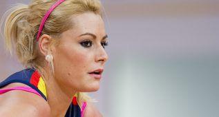 Lydia Valentín, baja de última hora en el Mundial de Houston