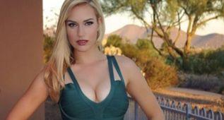 Descubre a Paige Spiranac, la jugadora de golf más sexy