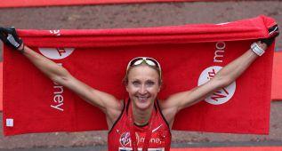 La IAAF exculpa por completo a Paula Radcliffe por dopaje