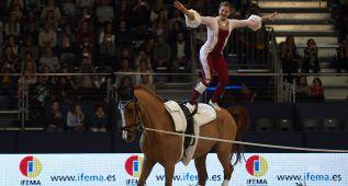 Simone Jäiser y Daniel Kaiser triunfan en el volteo