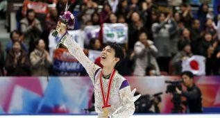 Hanyu fulmina el récord del mundo con un show perfecto