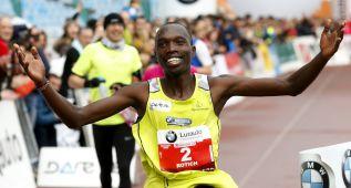 Kipchirchir lideró el triplete keniano en San Sebastián