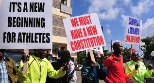 Tres dirigentes kenianos serán sancionados de inmediato