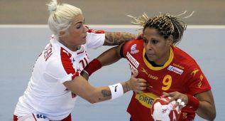 Las 'guerreras' empatan con Dinamarca y pierden el torneo