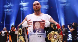 Tyson Fury pone fin al reinado de Klitschko en los pesados