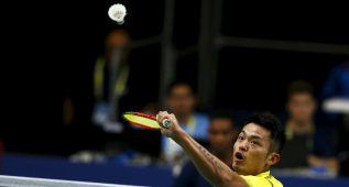 Lin Dan deja a Pablo Abián sin título en el Abierto de Brasil