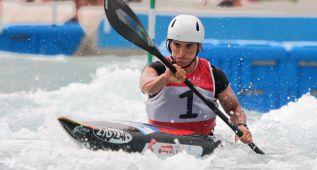 Maialen Chourraut, bronce en K1 del Test Olímpico Río 2016