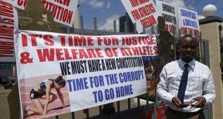 Tres altos dirigentes de Kenia, sancionados por la IAAF