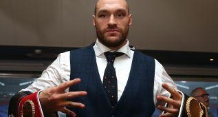 Tyson Fury, un 'Rey Gitano' en la cima de los pesos pesados