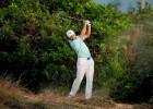 Sergio García lucha por la victoria en el Open de Tailandia