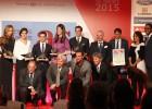 Javier Fernández, Carolina Marín, Beitia y Badosa, Premios AS