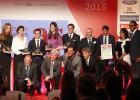 Javier Fernández, Marín, Ruth Beitia y Badosa, Premios AS