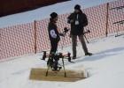 Hirscher habló del dron: