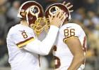 Sí nos gusta, ¡Kirk! ¡Los Redskins campeones de la NFC Este!