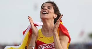 La trayectoria deportiva de Ruth Beitia en imágenes