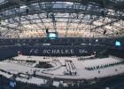 El Veltins Arena del Schalke 04 se convirtió en pista de biatlón