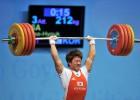 Un oro olímpico de halterofilia, 10 años de sanción por agresión