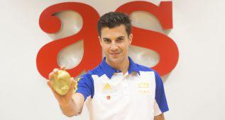Beitia, López, Guerra y Bragado son fijos para los Juegos de Río