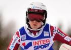 Nina Loeseth gana su primer slalom en la Copa del Mundo