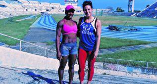 """Yarisley Silva: """"Quiero medirme a Isinbayeva en la final de Río"""""""