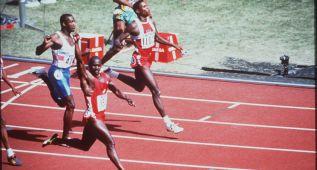 Tras el positivo de Ben Johnson bajaron los récords mundiales