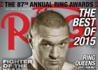 'The Ring' consagra a Tyson Fury como el mejor de 2015