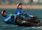 Mil regatistas de cincuenta naciones competirán en Palma