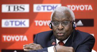 Orden de captura contra el hijo del expresidente de la IAAF