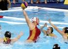 Las chicas de Oca golean a Alemania antes de lo duro