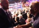 Tyson conoció a Tyson