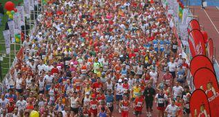 La Maratón de Sevilla batirá su récord: 13.000 participantes