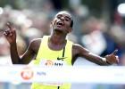 El etíope Abera gana una maratón fantástica en Dubai