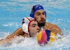 La masculina bate a Italia y finaliza quinta en Belgrado