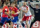 España cae y queda a merced del 'fair play' de Dinamarca