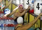 Mireia-Hosszu: primer duelo en el año olímpico en Luxemburgo