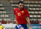 Andresito ocupará la plaza de Adri en la selección española
