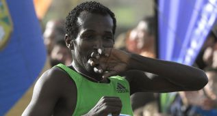 El etíope Imane Merga, gran favorito en Lasarte