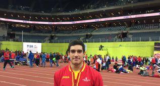 Ureña arrebata a Peñalver el récord español de heptatlón