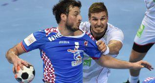 Croacia conquista con facilidad la medalla su tercera bronce