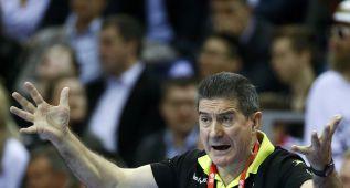 """Manolo Cadenas: """"No hemos jugado a nuestro nivel"""""""