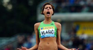 Vlasic, rival de Beitia, renuncia al Mundial de Portland