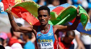 Ghebreslassie, campeón mundial de maratón, gran favorito