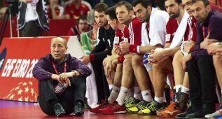 Hungría despide a Talant Dujsebaev como seleccionador