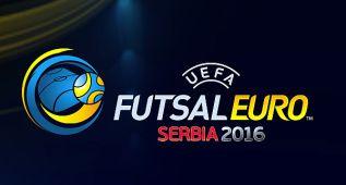 Calendario y resultados de la Eurocopa de fútbol sala