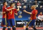Miguelín guía a España en su primer triunfo en Belgrado