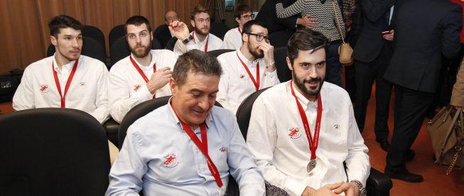 España jugará en Suecia el Preolímpico para ir a Río 2016