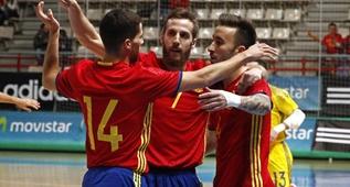 Apuesta por la victoria de España en el Europeo de fútbol sala