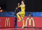 España ya está en cuartos de final tras el triunfo de Ucrania