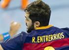 El Barça gana al Anaitasuna (22-32) con un gran Entrerríos